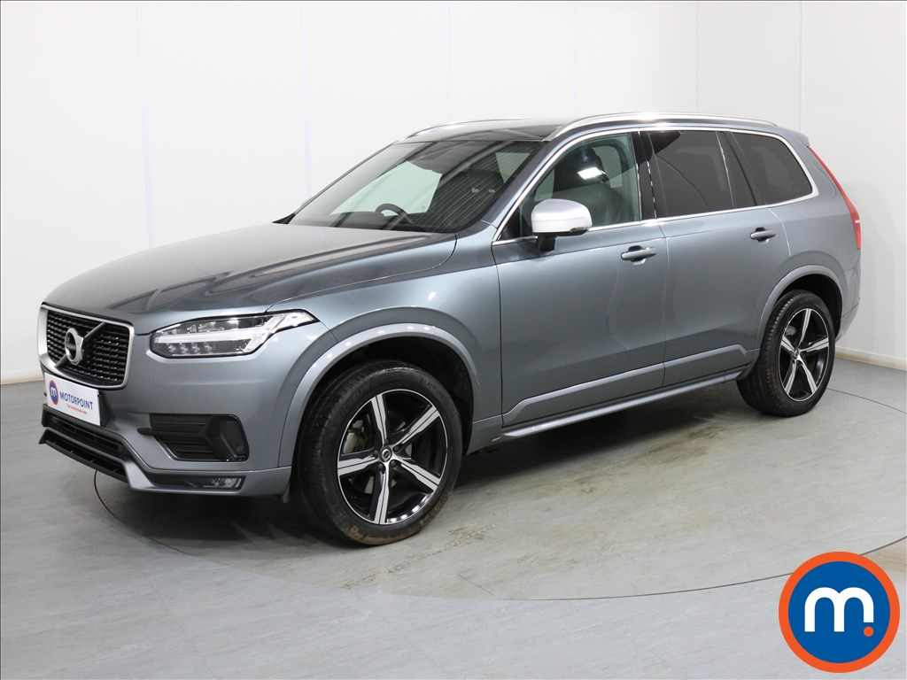 Volvo Xc90 R DESIGN - Stock Number 1102407 Passenger side front corner