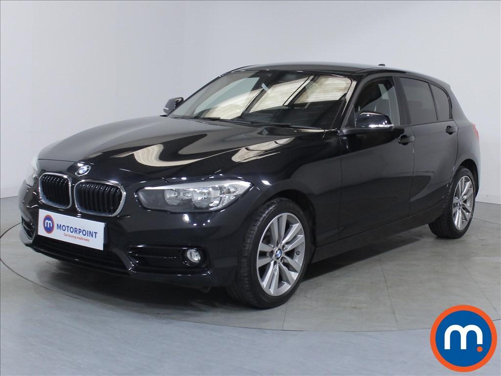 BMW 1 Series Sport - Stock Number 1098017 Passenger side front corner