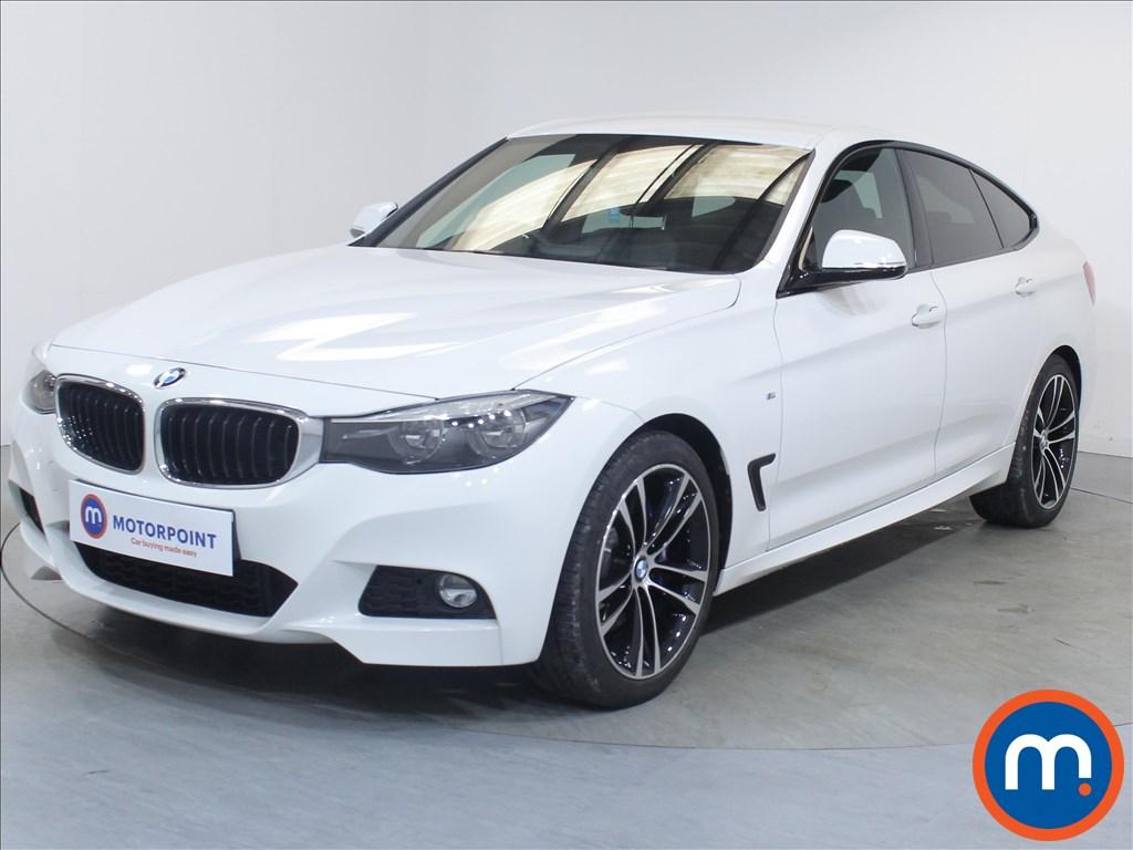BMW 3 Series M Sport - Stock Number 1100395 Passenger side front corner