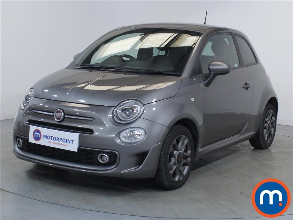 Fiat 500 S - Stock Number 1098492 Passenger side front corner