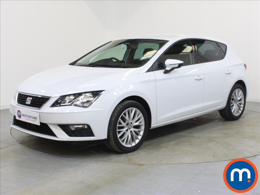 Seat Leon SE Dynamic Technology - Stock Number 1101894 Passenger side front corner