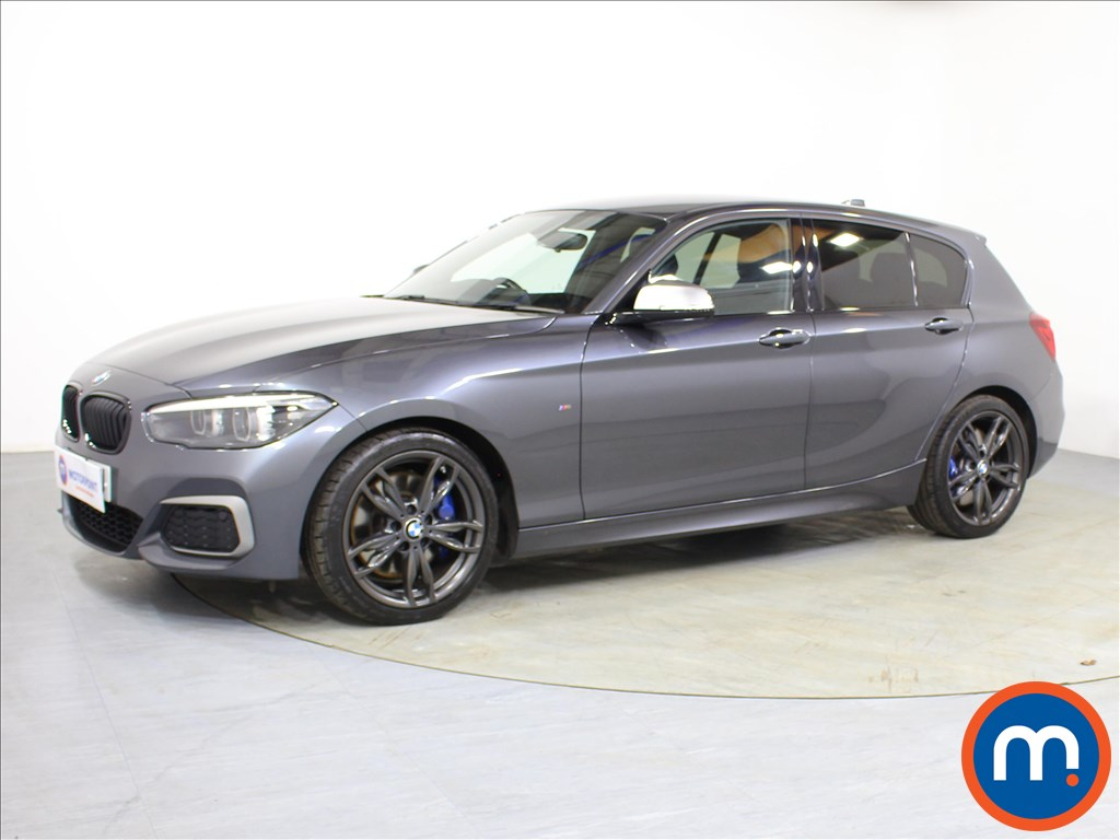 BMW 1 Series M140i Shadow Edition - Stock Number 1096089 Passenger side front corner