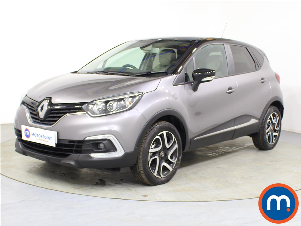 Renault Captur Iconic - Stock Number 1098280 Passenger side front corner