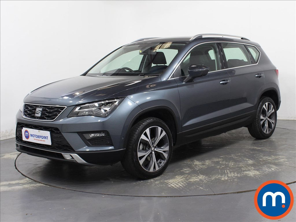 Seat Ateca SE Technology - Stock Number 1100436 Passenger side front corner