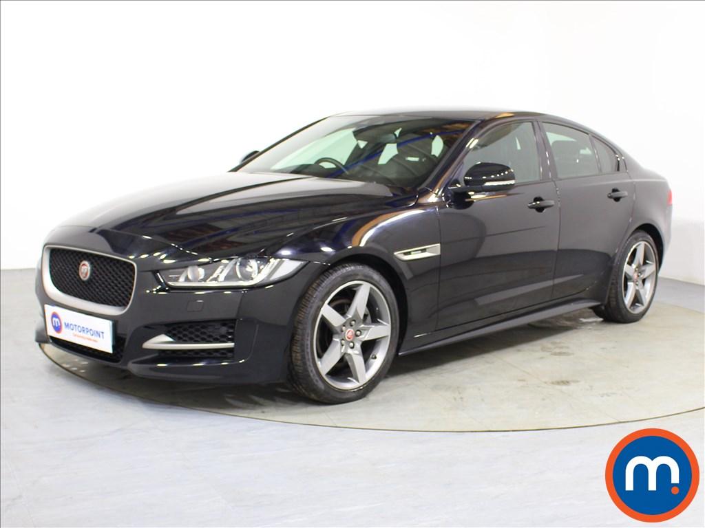 Jaguar XE R-Sport - Stock Number 1099136 Passenger side front corner