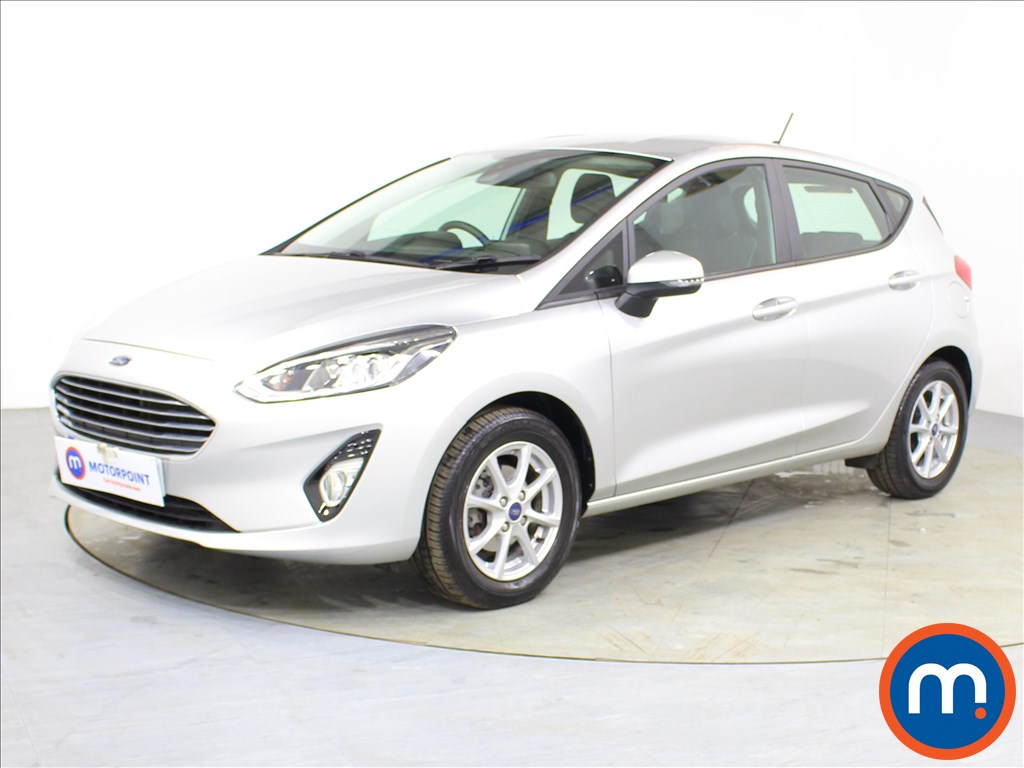 Ford Fiesta Zetec - Stock Number 1099538 Passenger side front corner