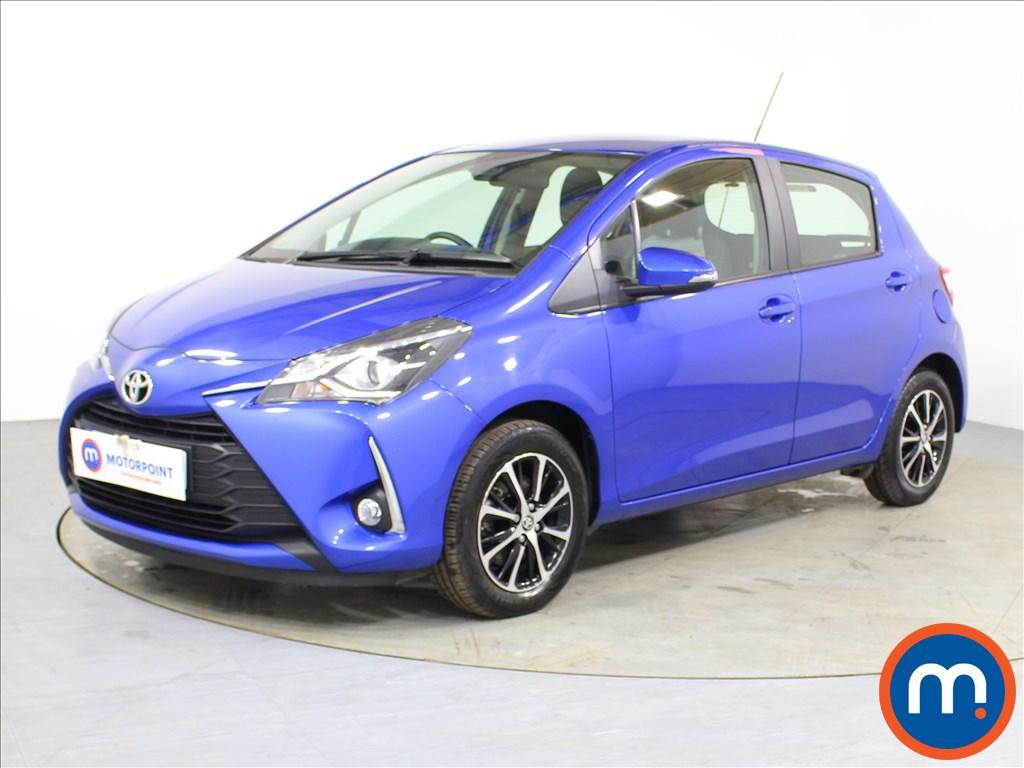 Toyota Yaris Icon Tech - Stock Number 1093404 Passenger side front corner