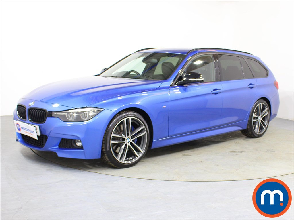 BMW 3 Series M Sport Shadow Edition - Stock Number 1096864 Passenger side front corner