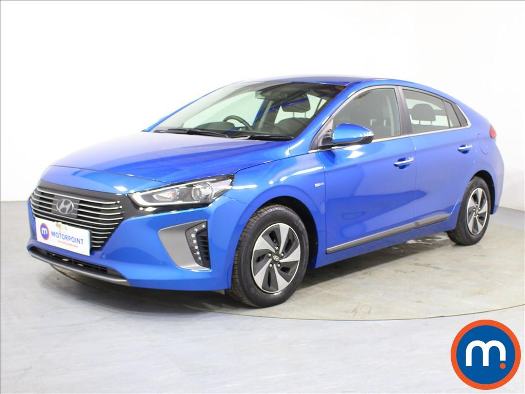 Hyundai Ioniq Premium SE - Stock Number 1087849 Passenger side front corner