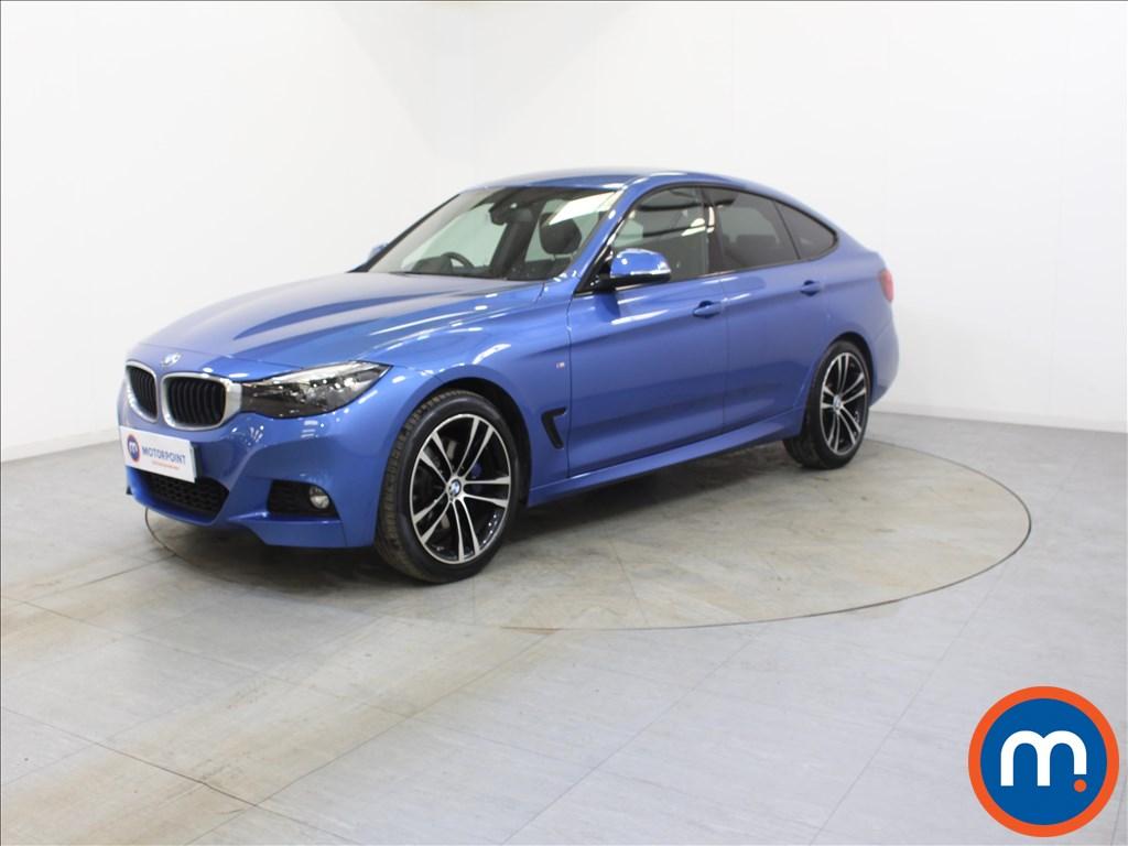BMW 3 Series M Sport - Stock Number 1098534 Passenger side front corner