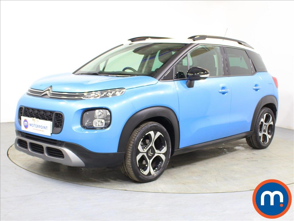 Citroen C3 Aircross Flair - Stock Number 1102092 Passenger side front corner