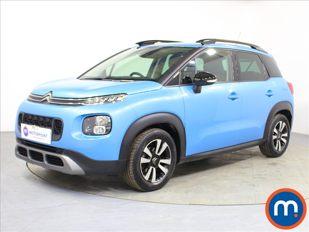 Citroen C3 Aircross Feel - Stock Number 1095844 Passenger side front corner