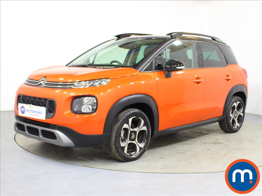 Citroen C3 Aircross Flair - Stock Number 1101140 Passenger side front corner