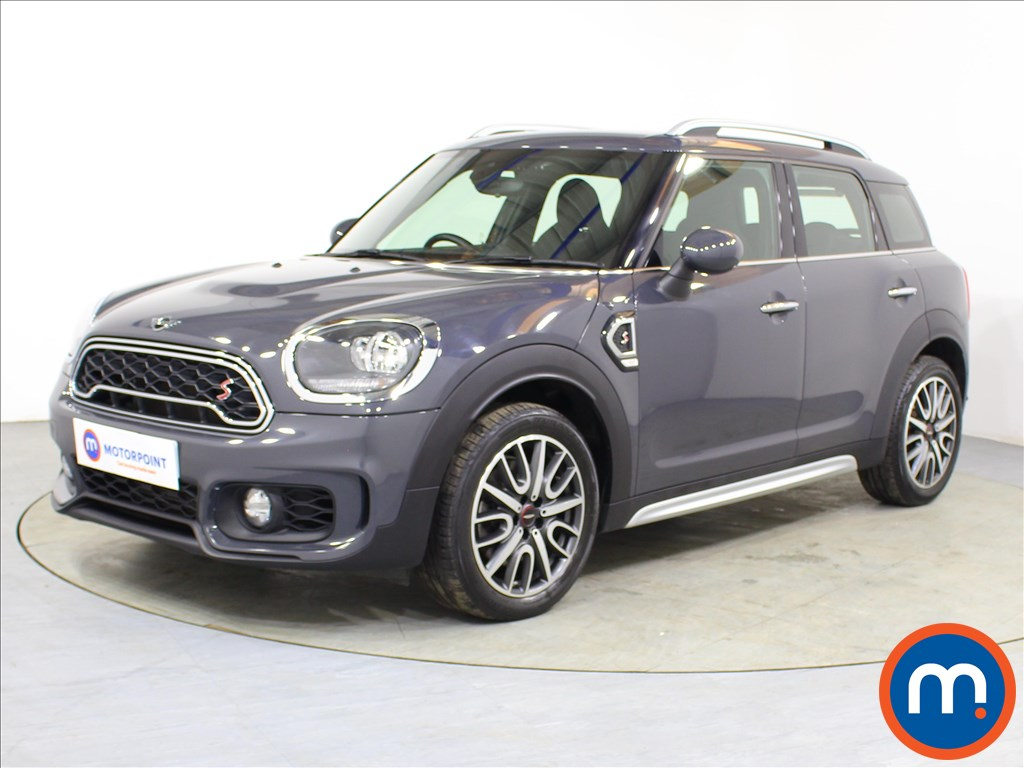Mini Countryman Cooper S Sport - Stock Number 1094545 Passenger side front corner