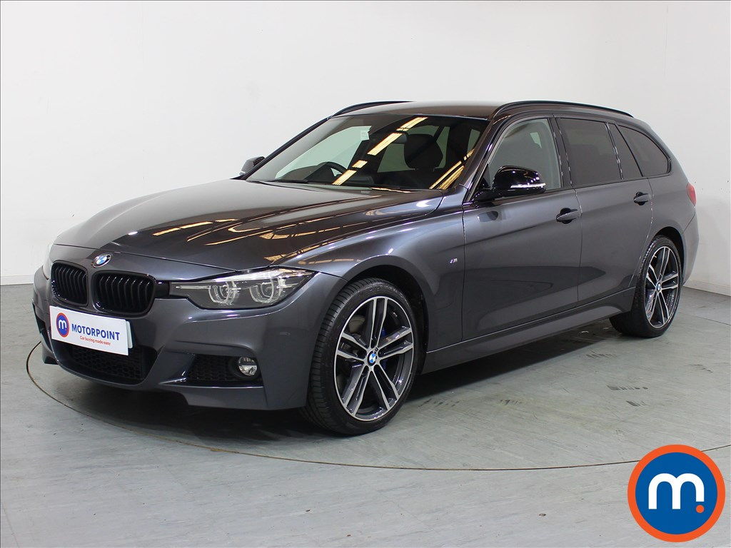 BMW 3 Series M Sport Shadow Edition - Stock Number 1095098 Passenger side front corner