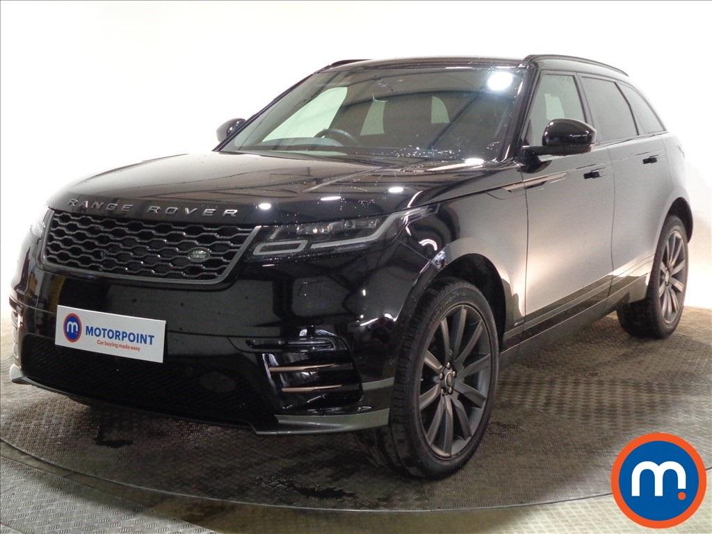Land Rover Range Rover Velar R-Dynamic HSE - Stock Number 1094172 Passenger side front corner