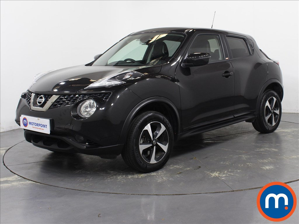 Nissan Juke Bose Personal Edition - Stock Number 1098337 Passenger side front corner