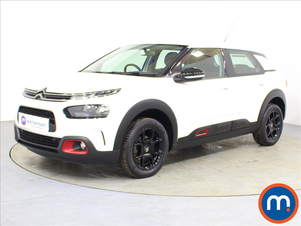 Citroen C4 Cactus Feel Edition - Stock Number 1096990 Passenger side front corner