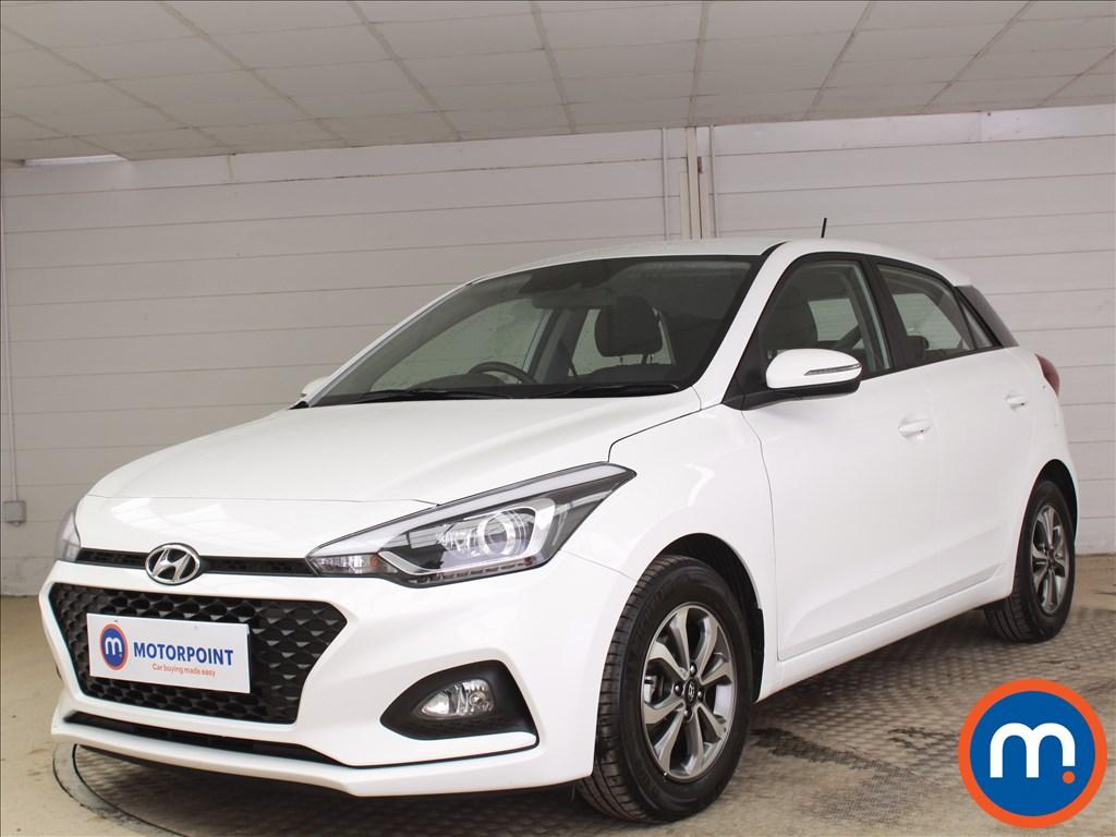Hyundai I20 SE - Stock Number 1096595 Passenger side front corner