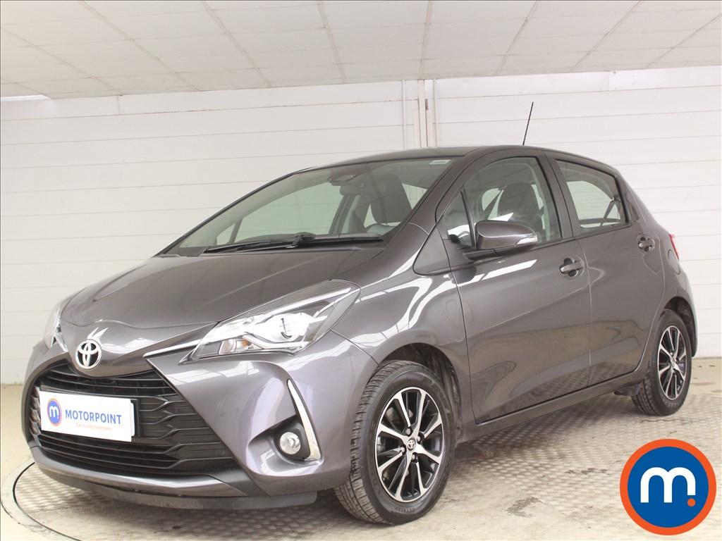 Toyota Yaris Icon Tech - Stock Number 1095629 Passenger side front corner