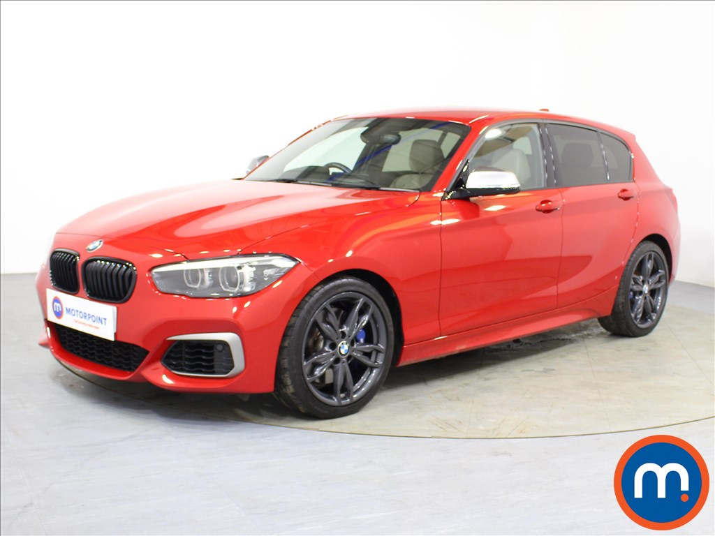 BMW 1 Series M140i Shadow Edition - Stock Number 1098832 Passenger side front corner