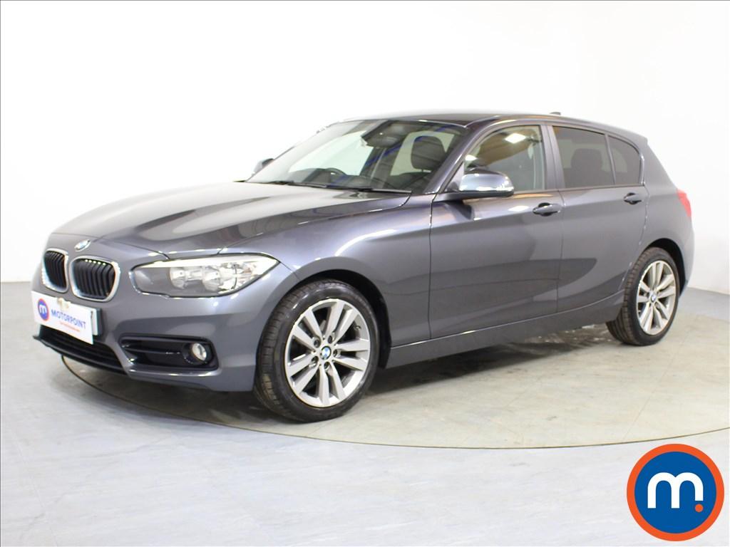 BMW 1 Series Sport - Stock Number 1097962 Passenger side front corner