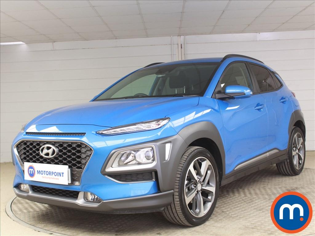 Hyundai Kona Premium - Stock Number 1098472 Passenger side front corner