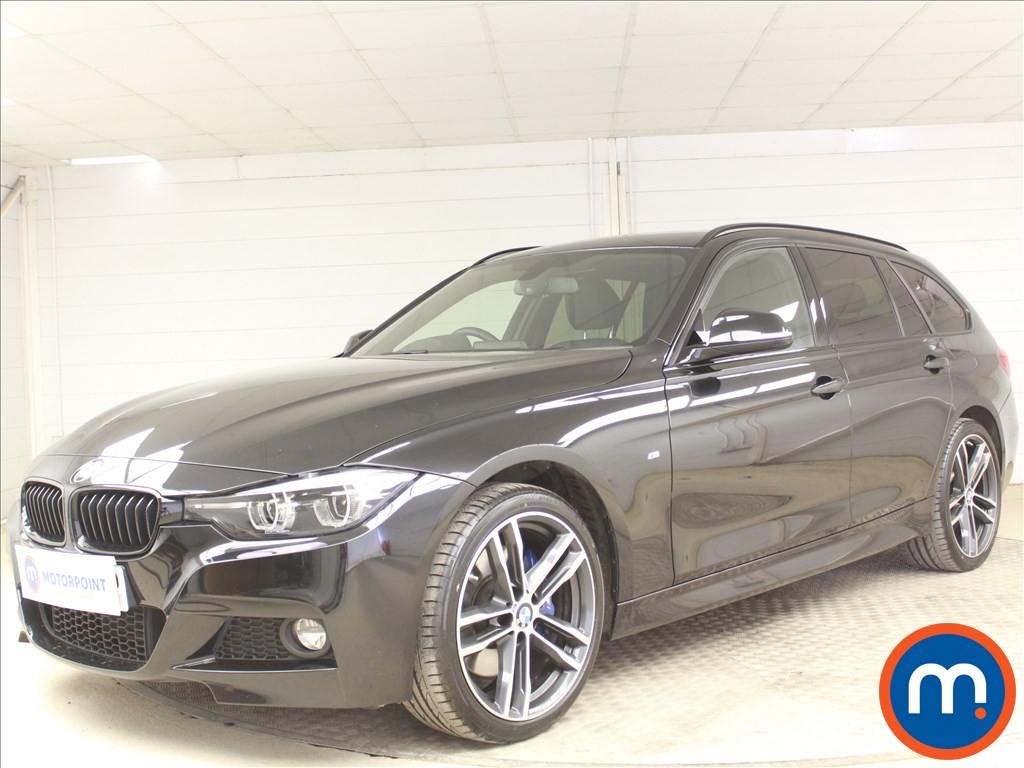 BMW 3 Series M Sport Shadow Edition - Stock Number 1096793 Passenger side front corner