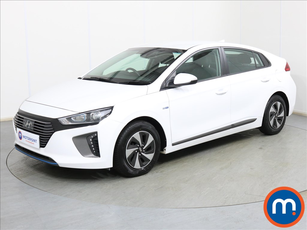 Hyundai Ioniq SE - Stock Number 1088028 Passenger side front corner