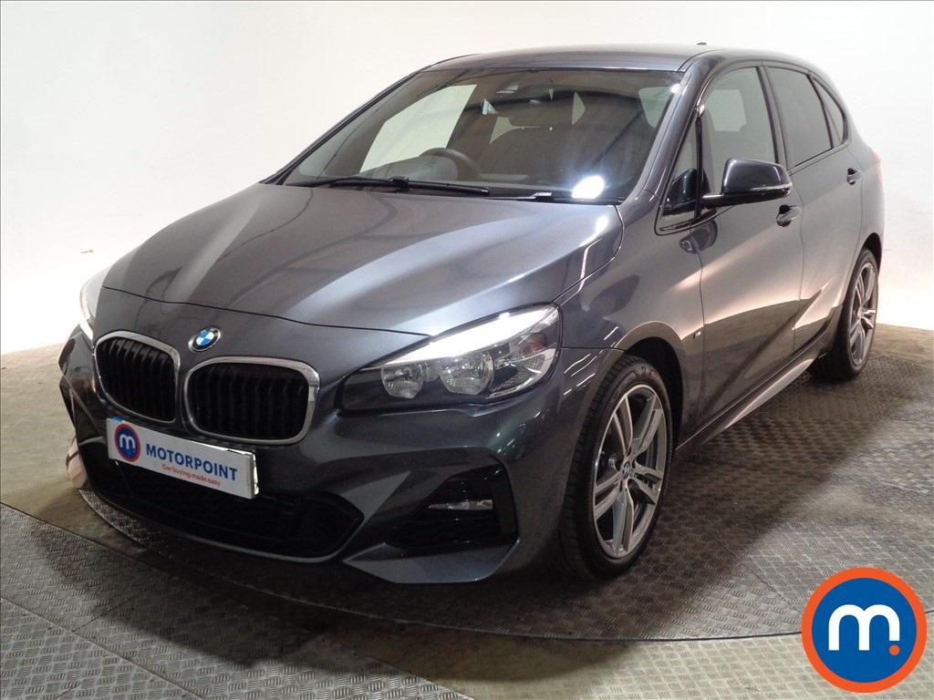 BMW 2 Series M Sport - Stock Number 1096707 Passenger side front corner