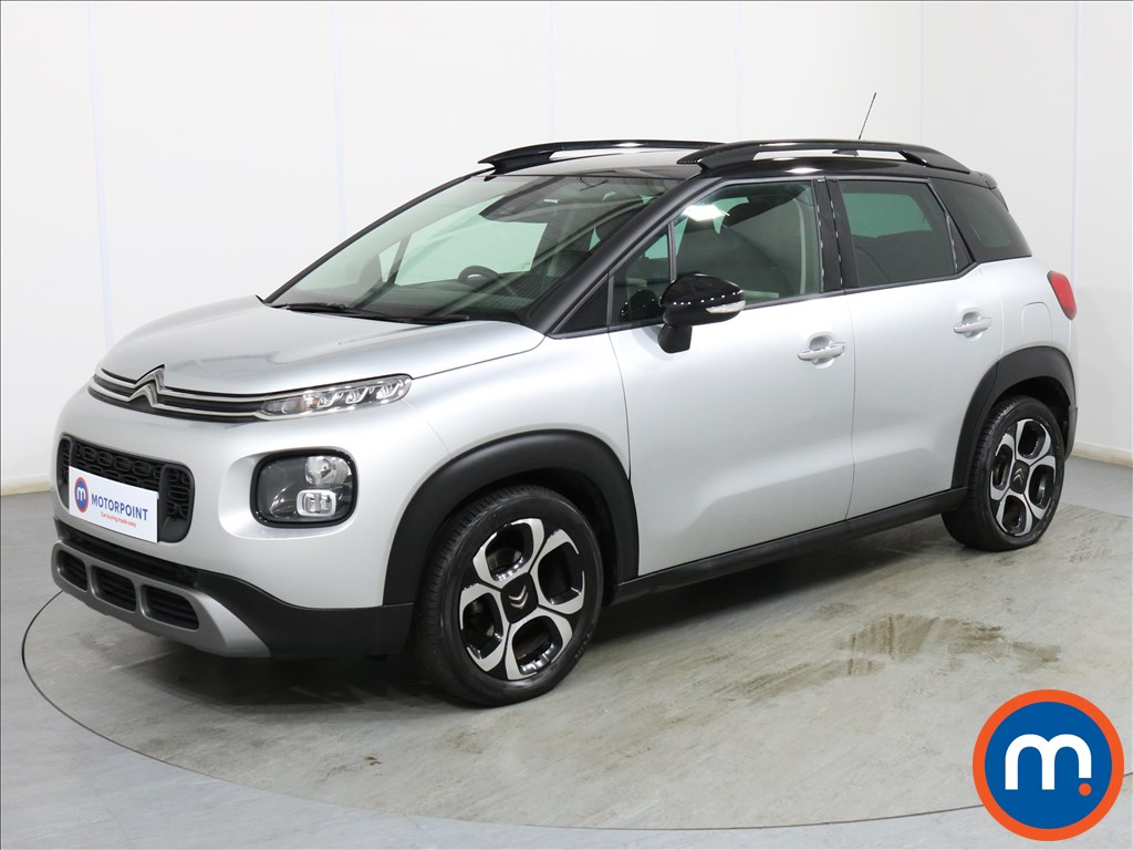 Citroen C3 Aircross Flair - Stock Number 1102909 Passenger side front corner