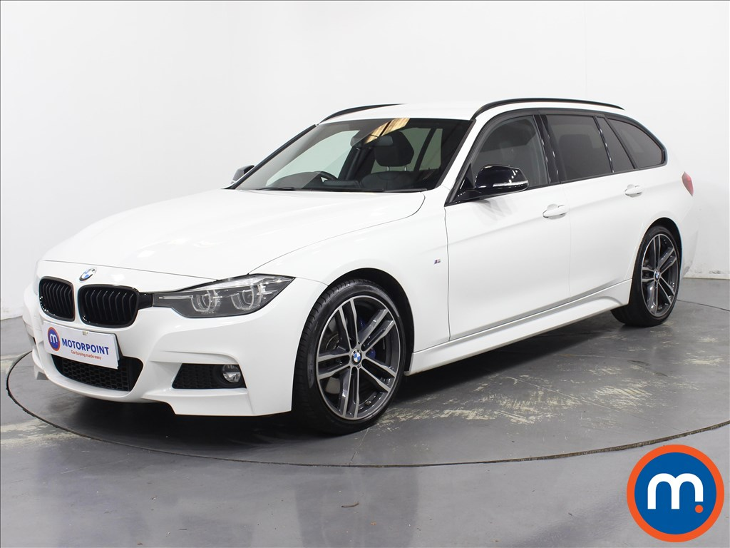 BMW 3 Series M Sport Shadow Edition - Stock Number 1089434 Passenger side front corner