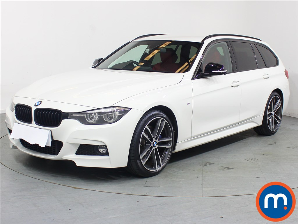 BMW 3 Series M Sport Shadow Edition - Stock Number 1100409 Passenger side front corner