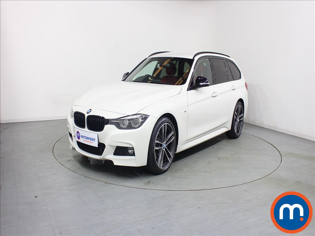 BMW 3 Series M Sport Shadow Edition - Stock Number 1100416 Passenger side front corner