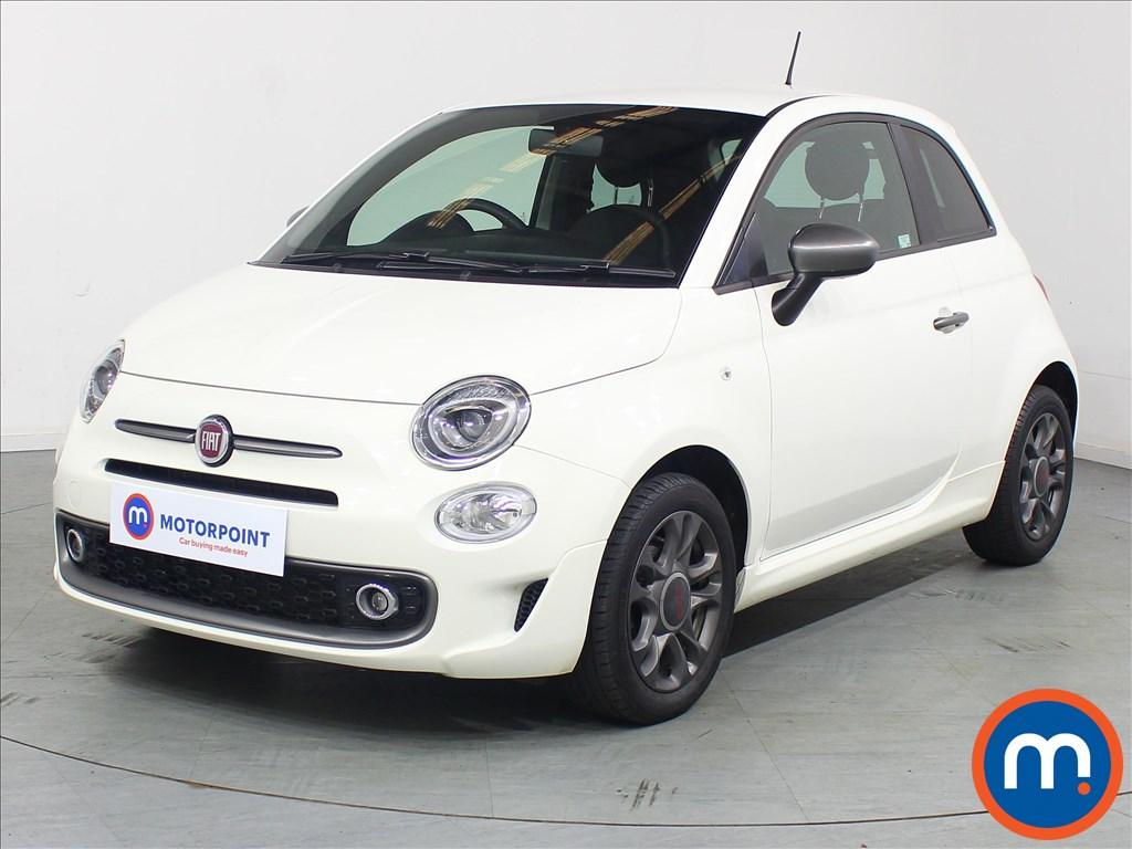 Fiat 500 S - Stock Number 1098783 Passenger side front corner