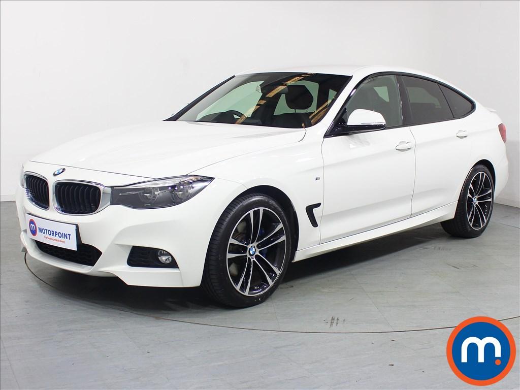 BMW 3 Series M Sport - Stock Number 1101174 Passenger side front corner