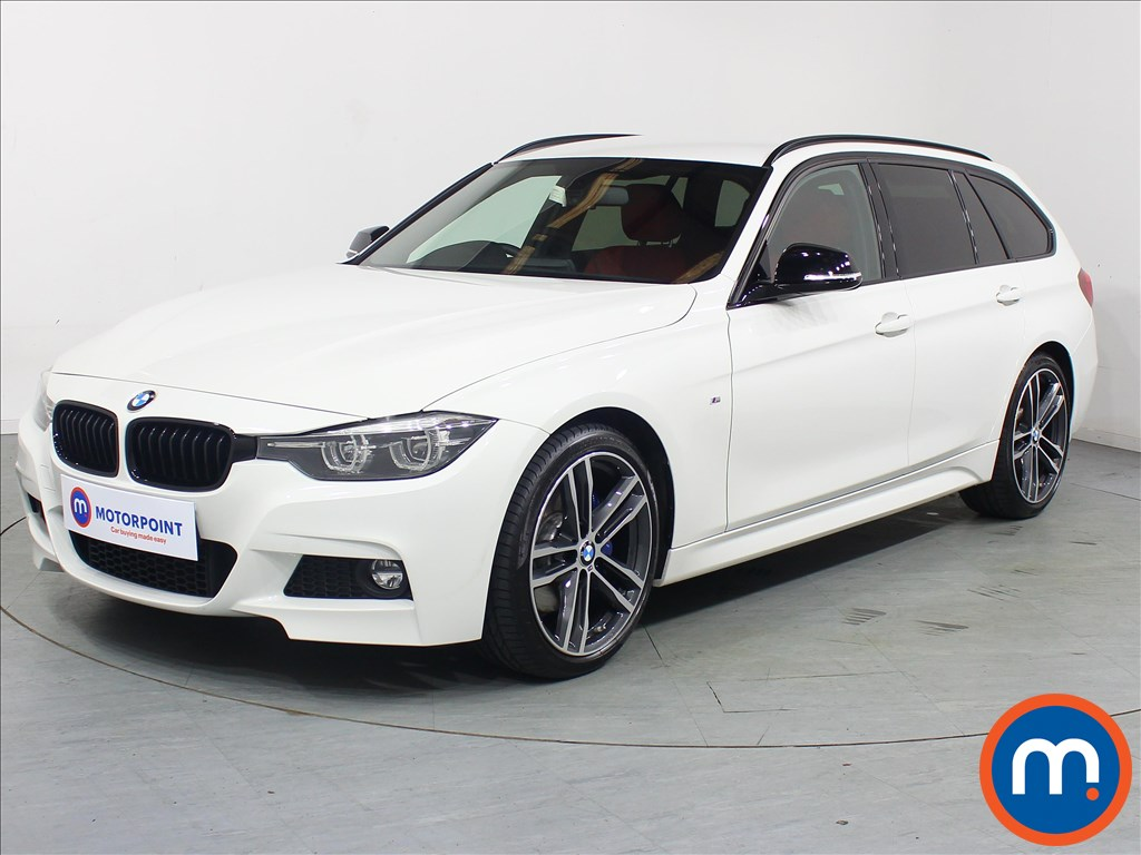 BMW 3 Series M Sport Shadow Edition - Stock Number 1100411 Passenger side front corner