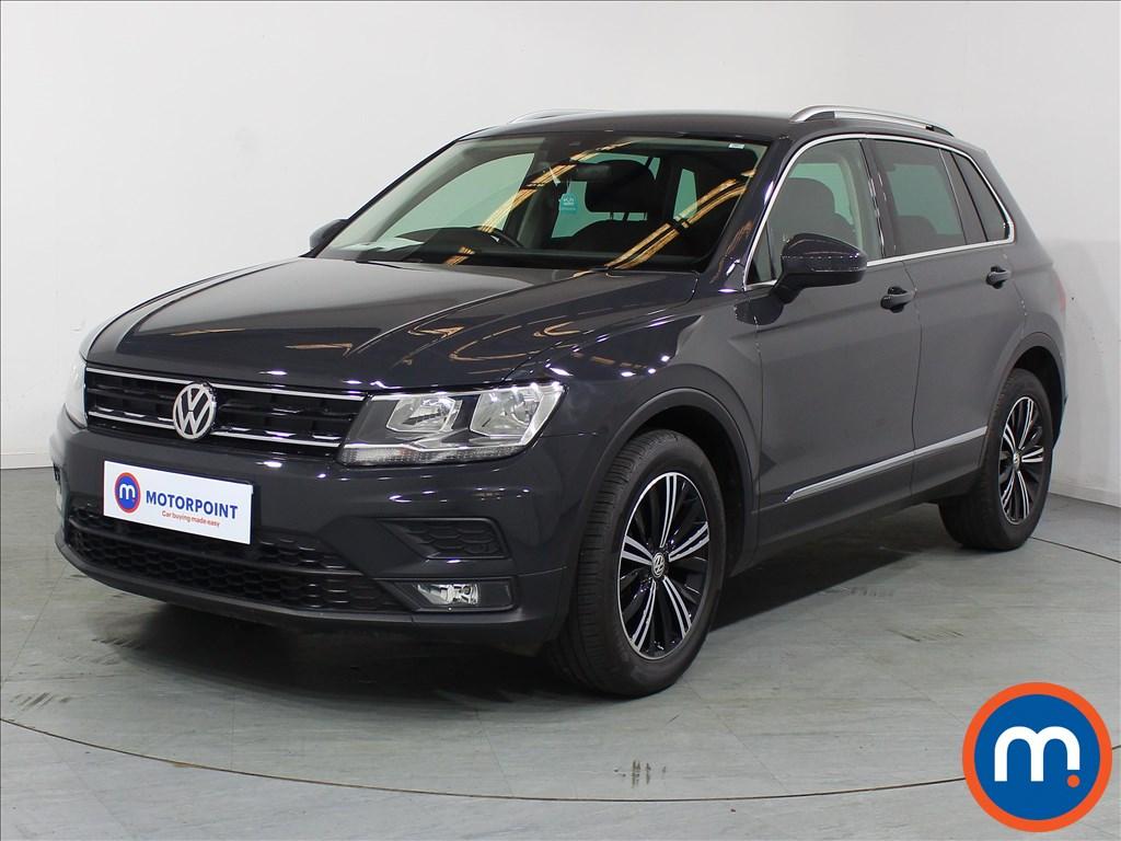 Volkswagen Tiguan SE Nav - Stock Number 1089436 Passenger side front corner