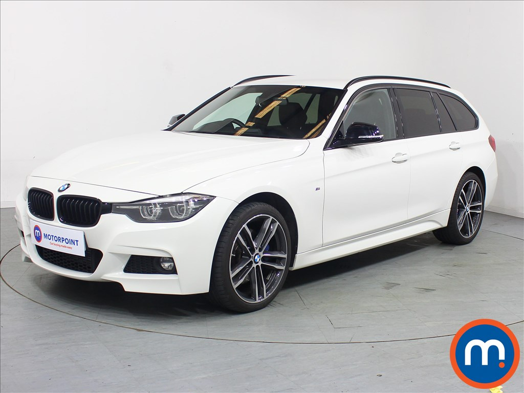 BMW 3 Series M Sport Shadow Edition - Stock Number 1099176 Passenger side front corner