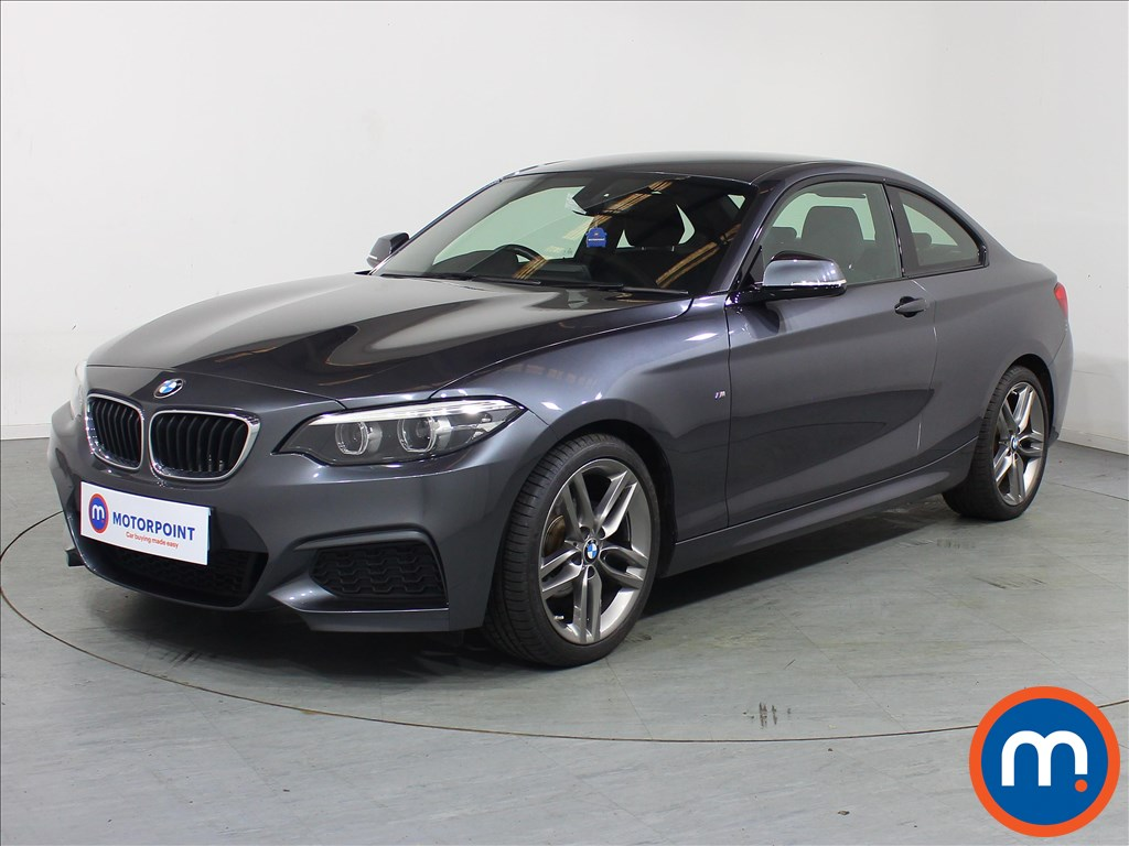 BMW 2 Series M Sport - Stock Number 1091168 Passenger side front corner