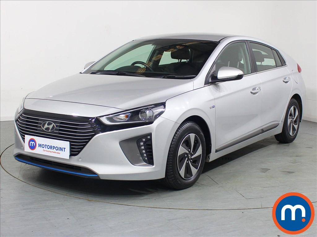Hyundai Ioniq Premium SE - Stock Number 1087852 Passenger side front corner