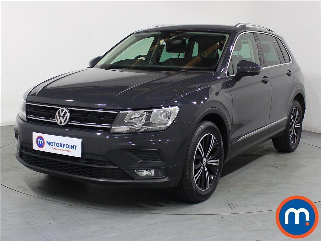 Volkswagen Tiguan SE Nav - Stock Number 1100445 Passenger side front corner