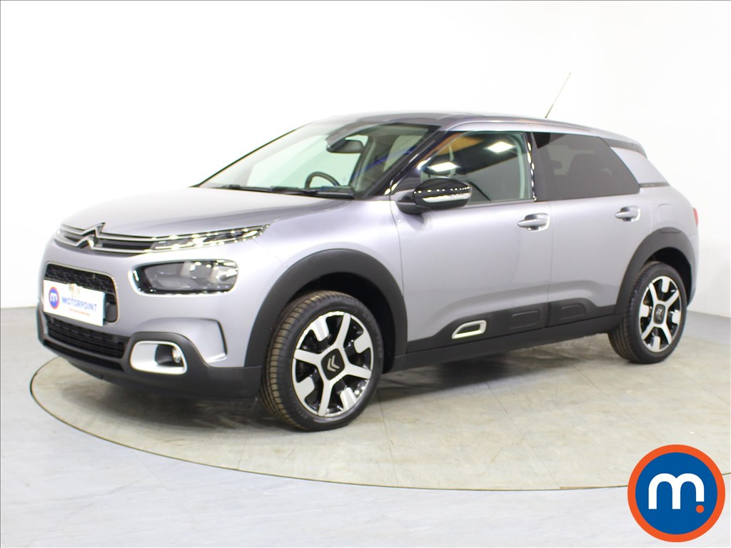 Citroen C4 Cactus Flair - Stock Number 1101492 Passenger side front corner