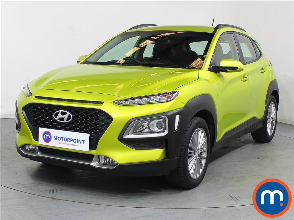 Hyundai Kona SE - Stock Number 1096589 Passenger side front corner