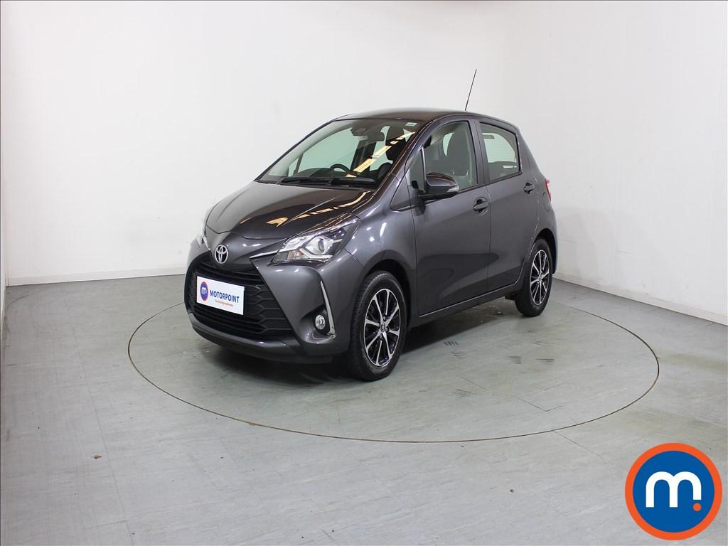 Toyota Yaris Icon Tech - Stock Number 1093399 Passenger side front corner
