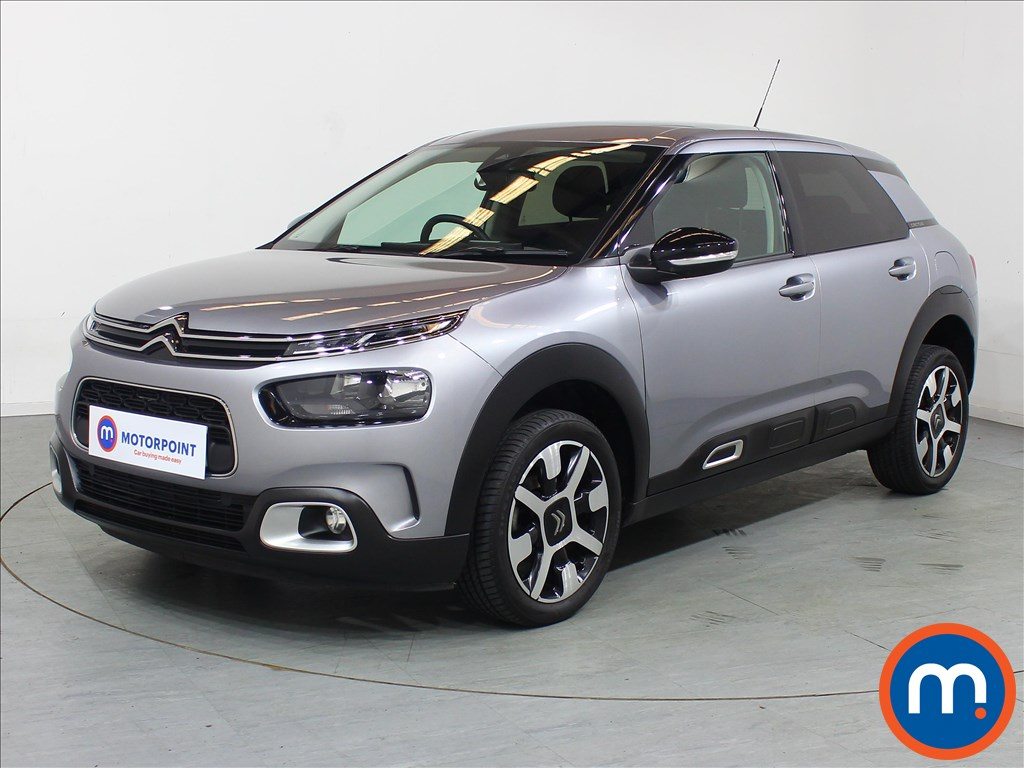 Citroen C4 Cactus Flair - Stock Number 1101519 Passenger side front corner