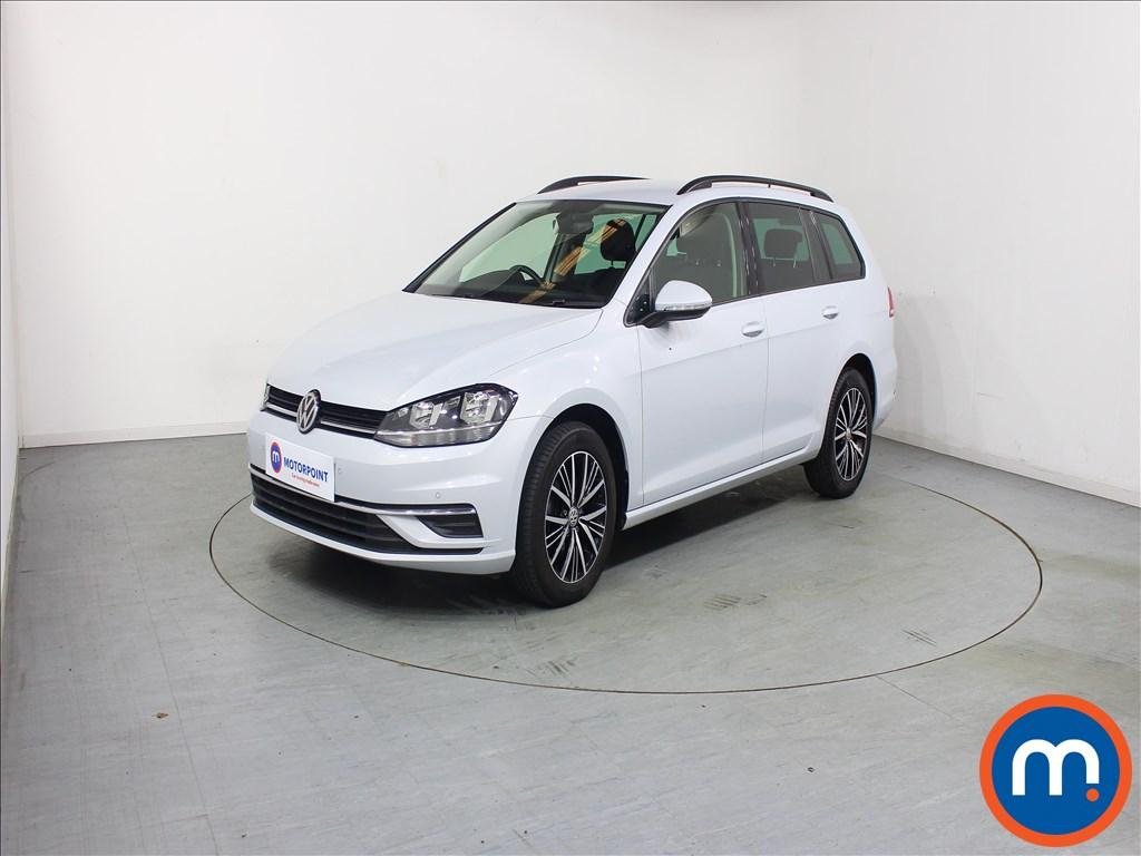 Volkswagen Golf SE - Stock Number 1089133 Passenger side front corner
