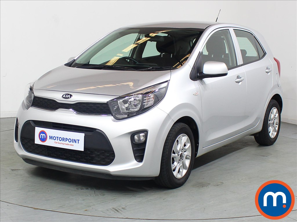 KIA Picanto 2 - Stock Number 1099382 Passenger side front corner