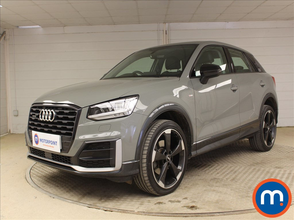 Audi Q2 Edition 1 - Stock Number 1101491 Passenger side front corner