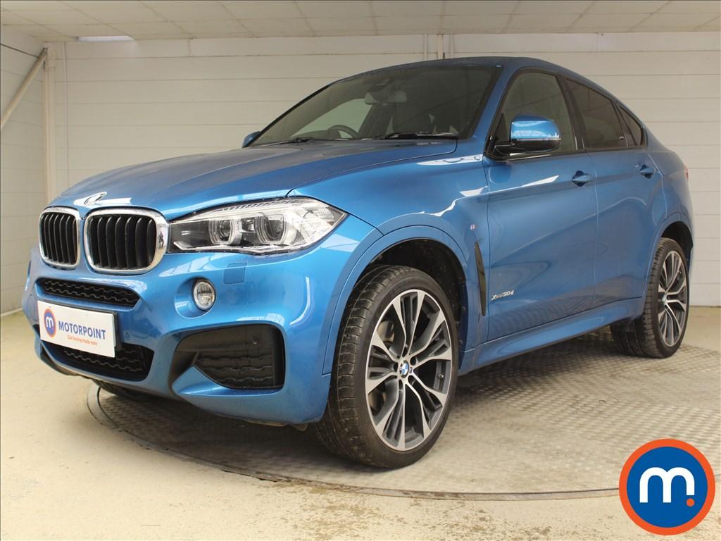 BMW X6 M Sport Edition - Stock Number 1103333 Passenger side front corner
